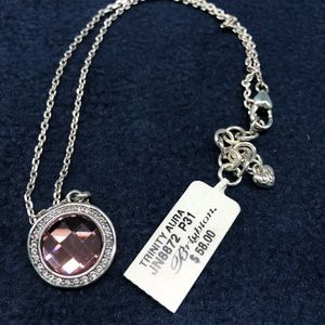 Gorgeous new pink Brighton necklace